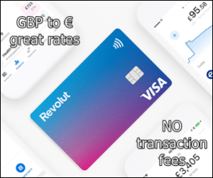 Revolut card to use in Spain